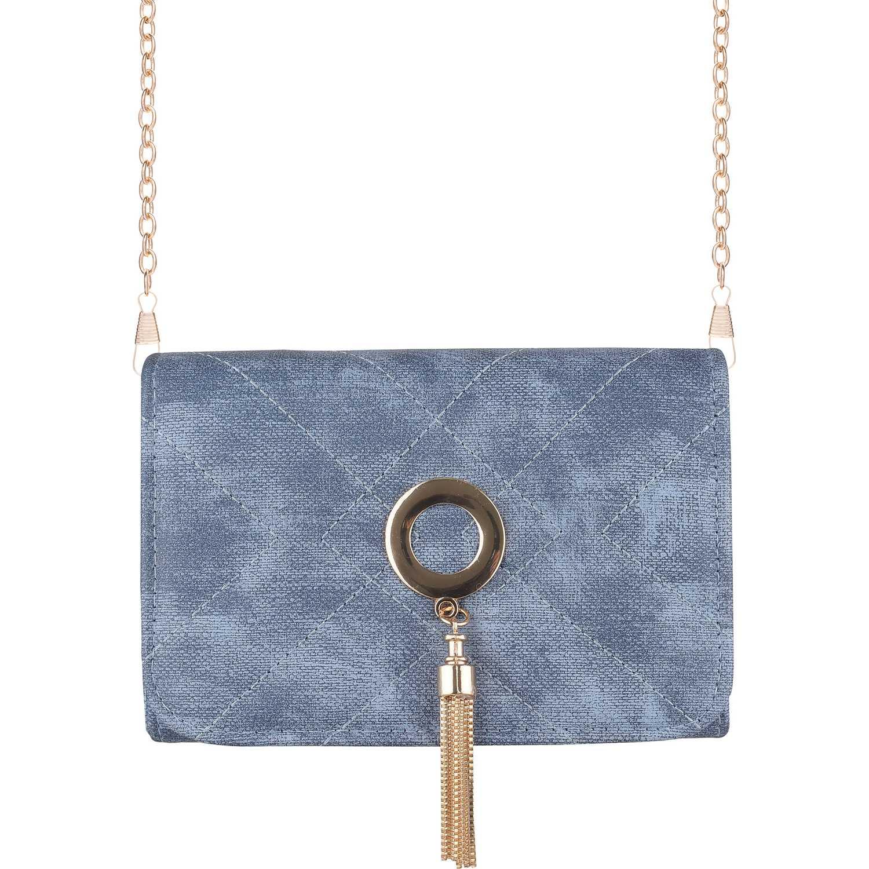 Carteras de Mujer Platanitos Azul a334