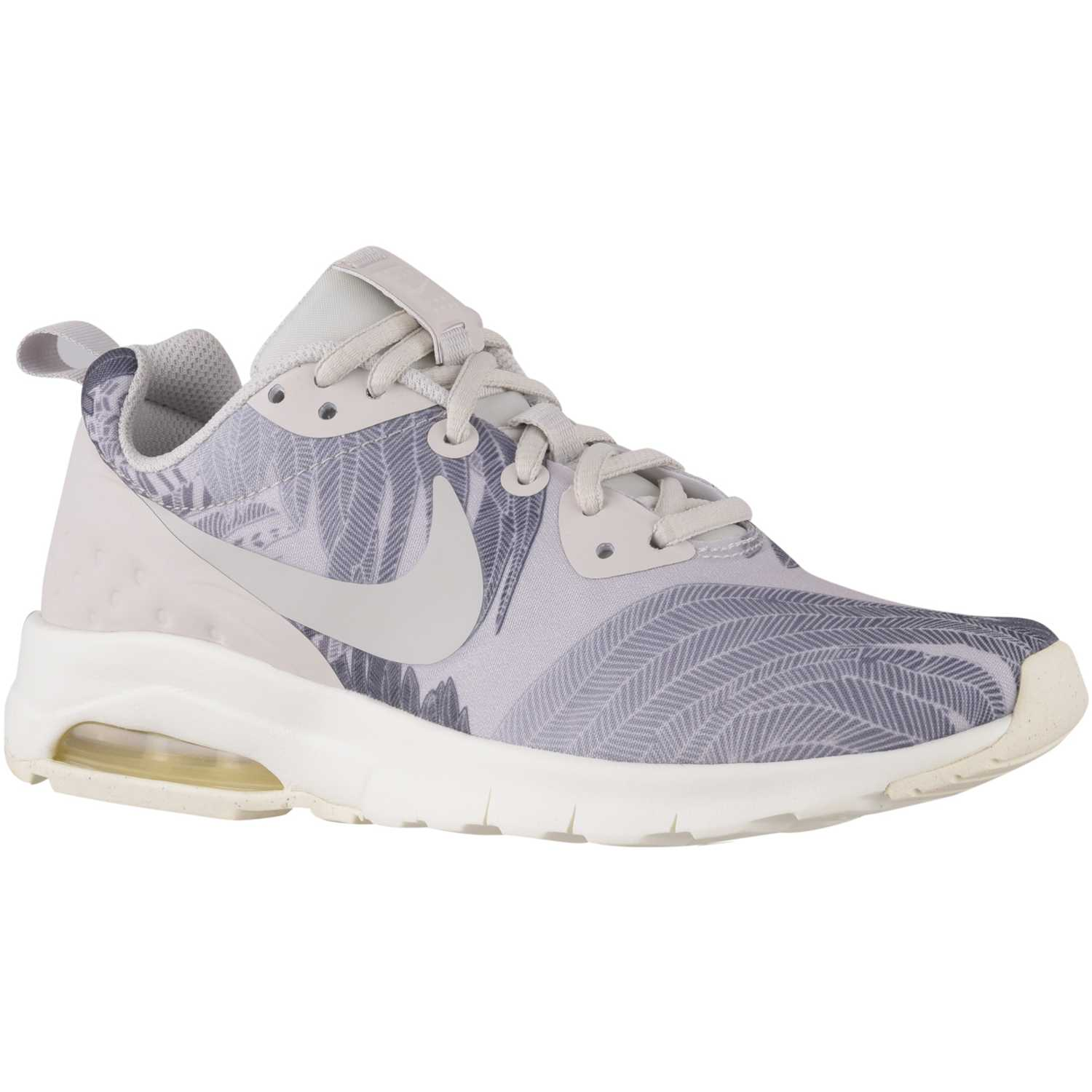 Cuña de Mujer Nike Gris negro wmns air max motion lw print