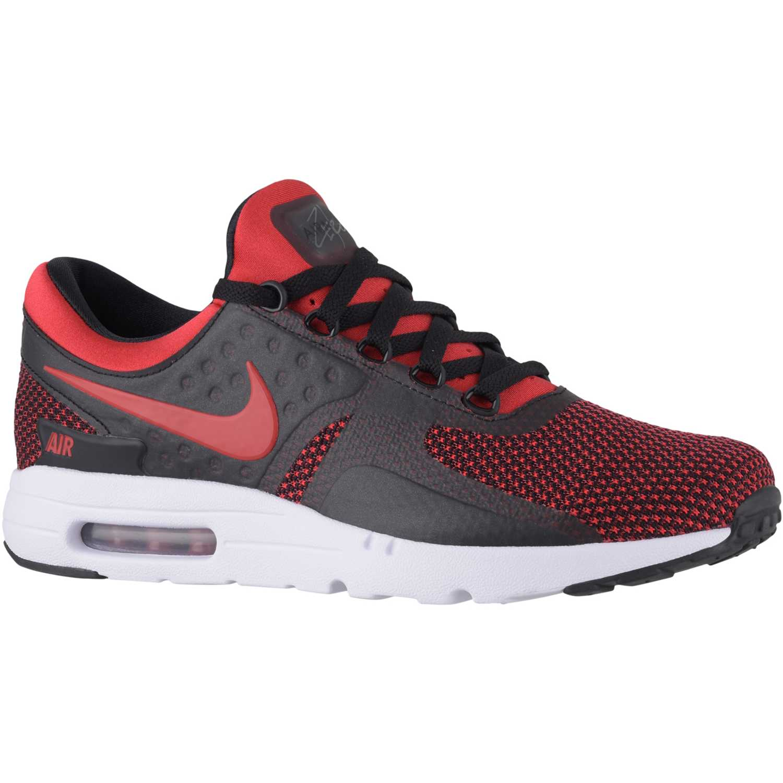 Ballerinas de Mujer Nike Rojo Negro air max zero essential