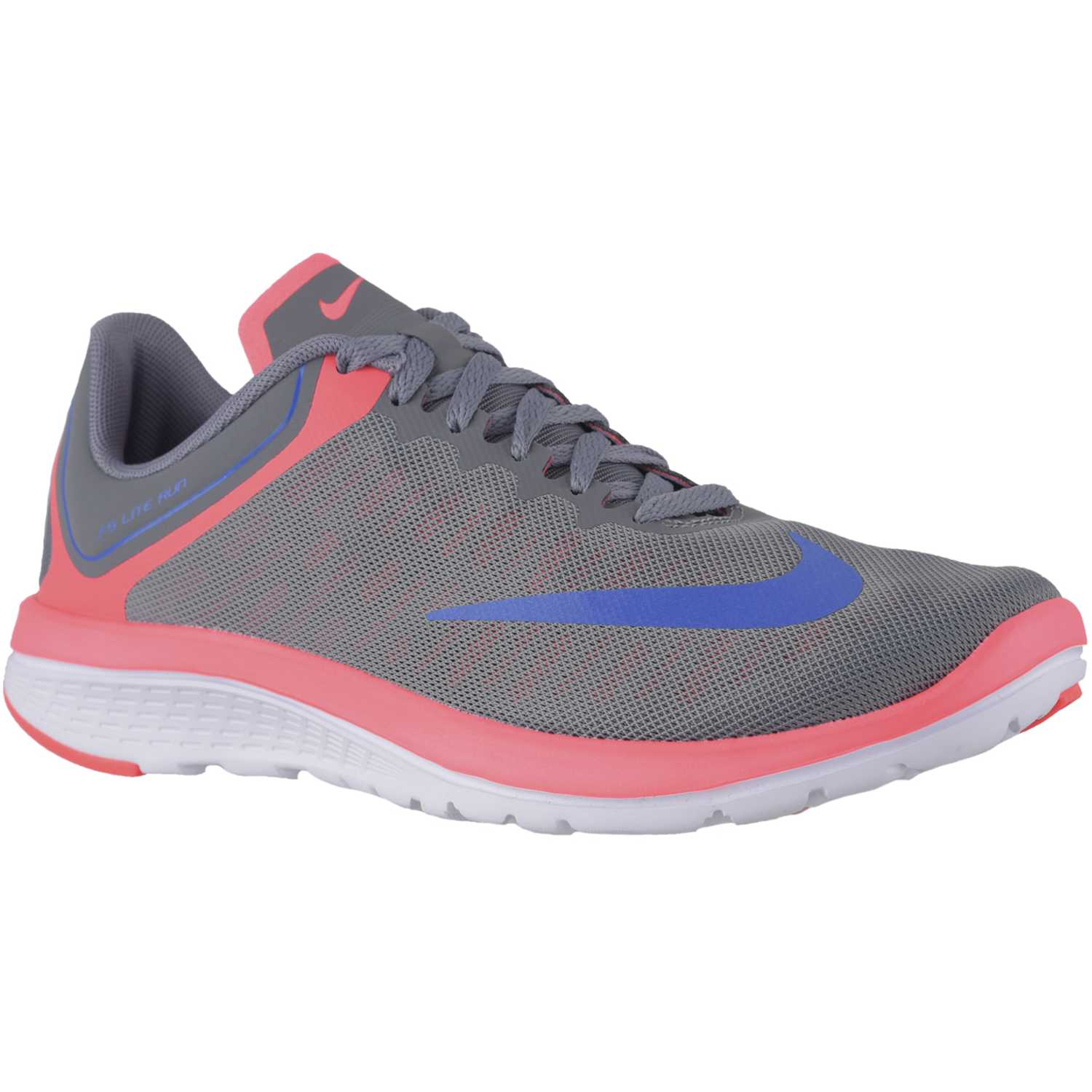 uk availability 2a152 1370b Casual de Mujer Nike Gris / salmón wmns fs lite run 4 ...
