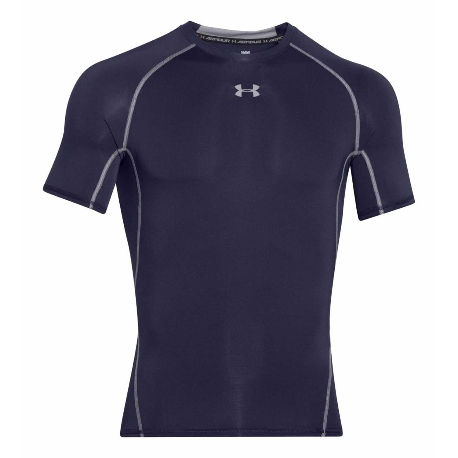 Under Armour armour hg ss t Acero / gris Ropa Interior Deportiva