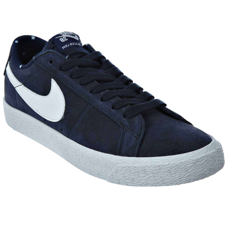 Nike sb blazer zoom low AZUL PETR LEO |