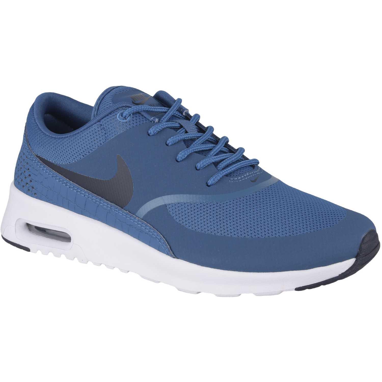 Cuña de Mujer Nike Azul petróleo wmns air max thea