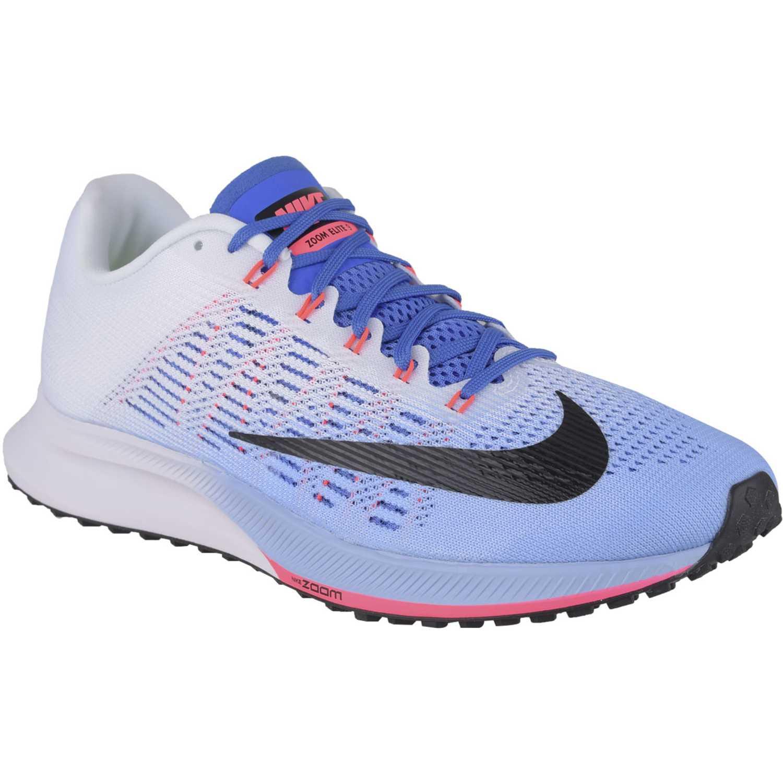 Casual de Mujer Nike Blanco azul wmns air zoom elite 9
