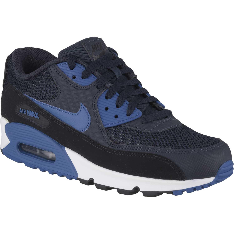 Nike air max 90 essential Azul / celeste Walking ...
