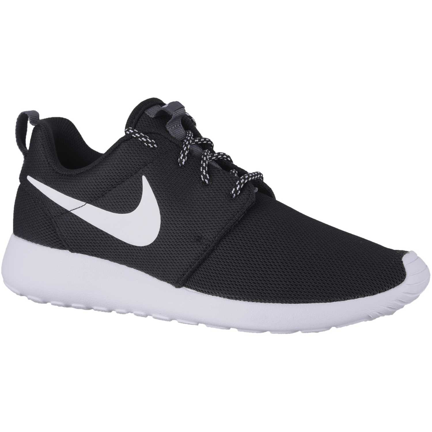 Nike wmns roshe one Negro / blanco Walking