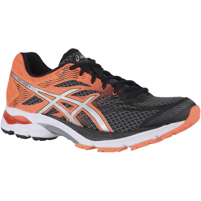 Asics gel-flux 4 Naranja / gris Running en pista