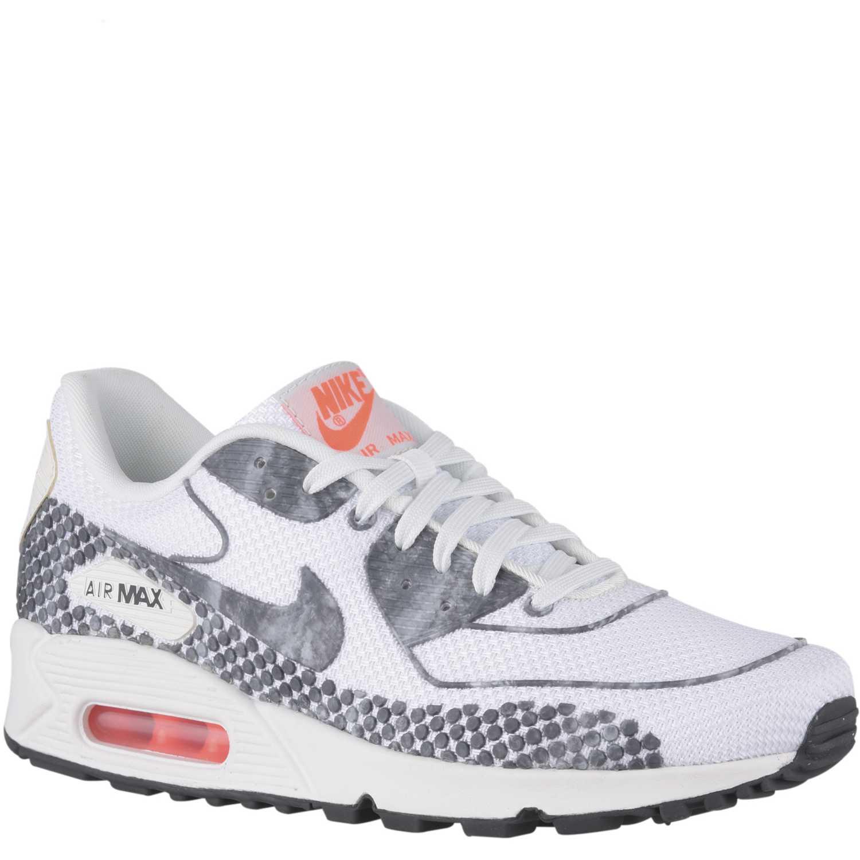 Cuña de Mujer Nike Blanco / negro wmns air max 90 se