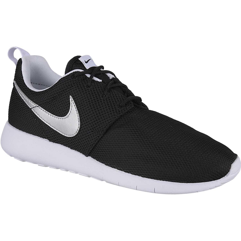 Zapatillas Nike Roshe One W Mujer Blanco Negro Precio