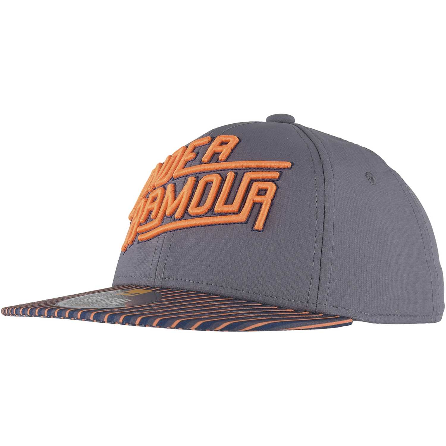 Under Armour eyes up update Gris / naranja Sombreros y Gorros