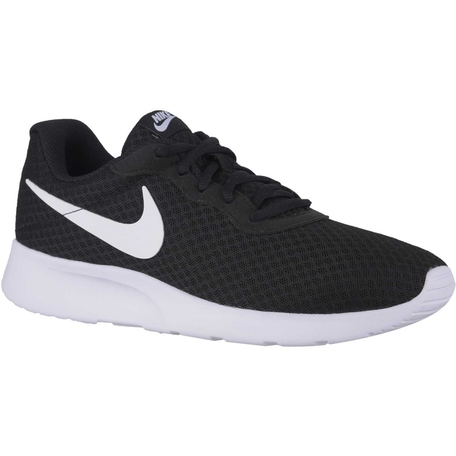 Nike Tanjun Negro / blanco Walking