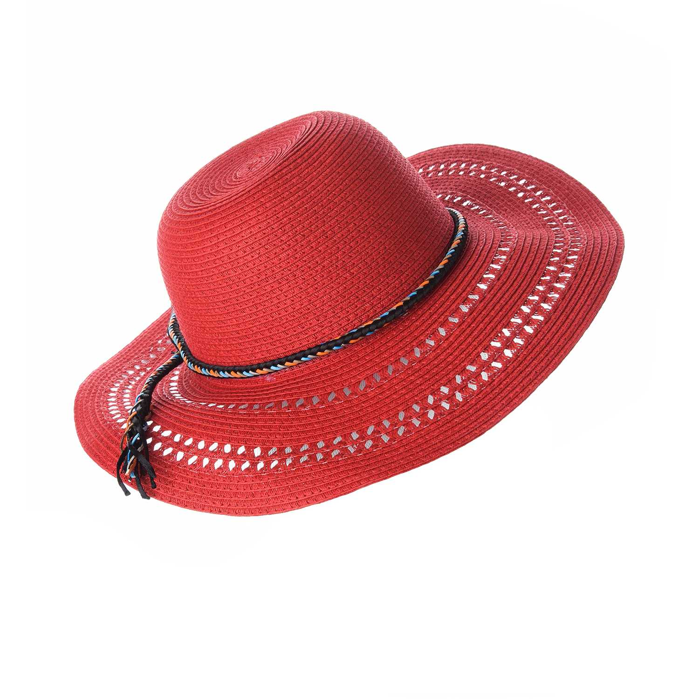 Platanitos T7-109 Rojo Sombreros de Vaqueros
