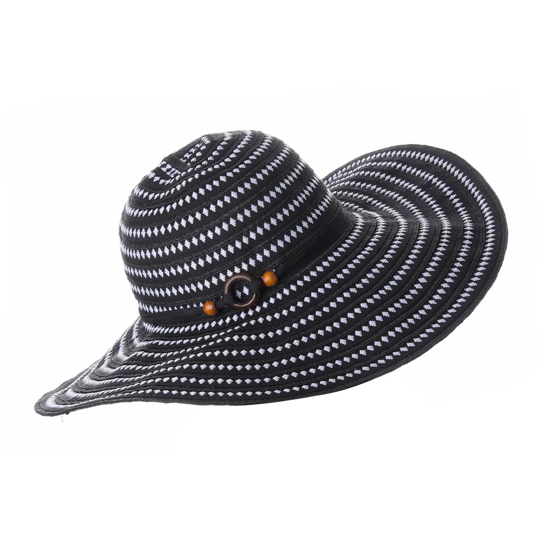 Platanitos T7-156 Negro Sombreros de Vaqueros