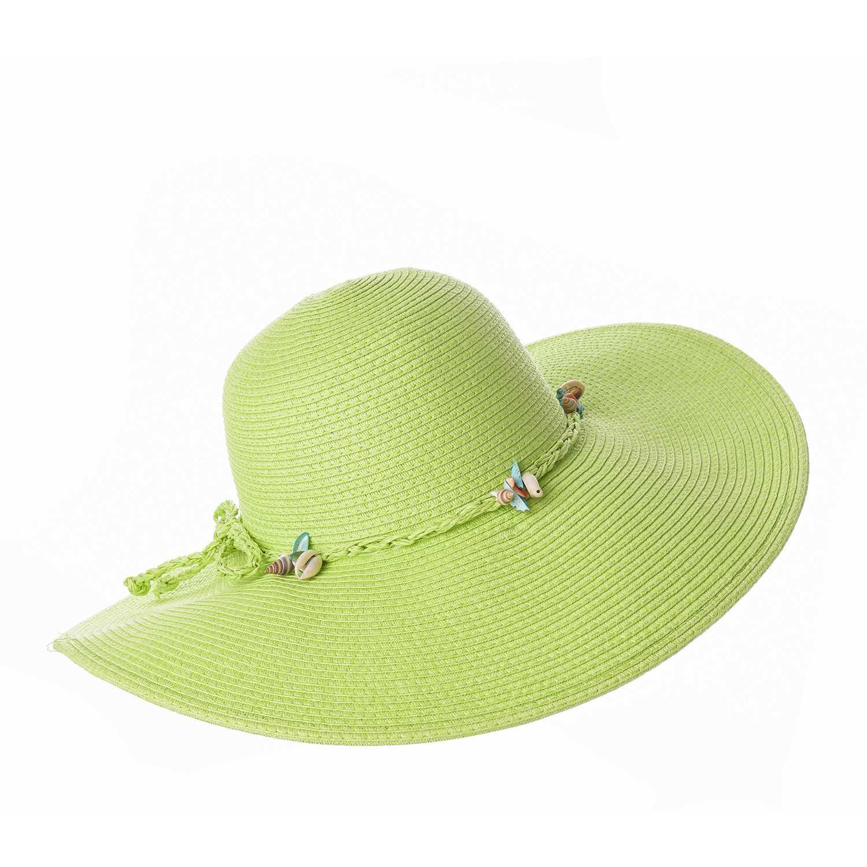 Platanitos T7-38 Verde Sombreros de Vaqueros