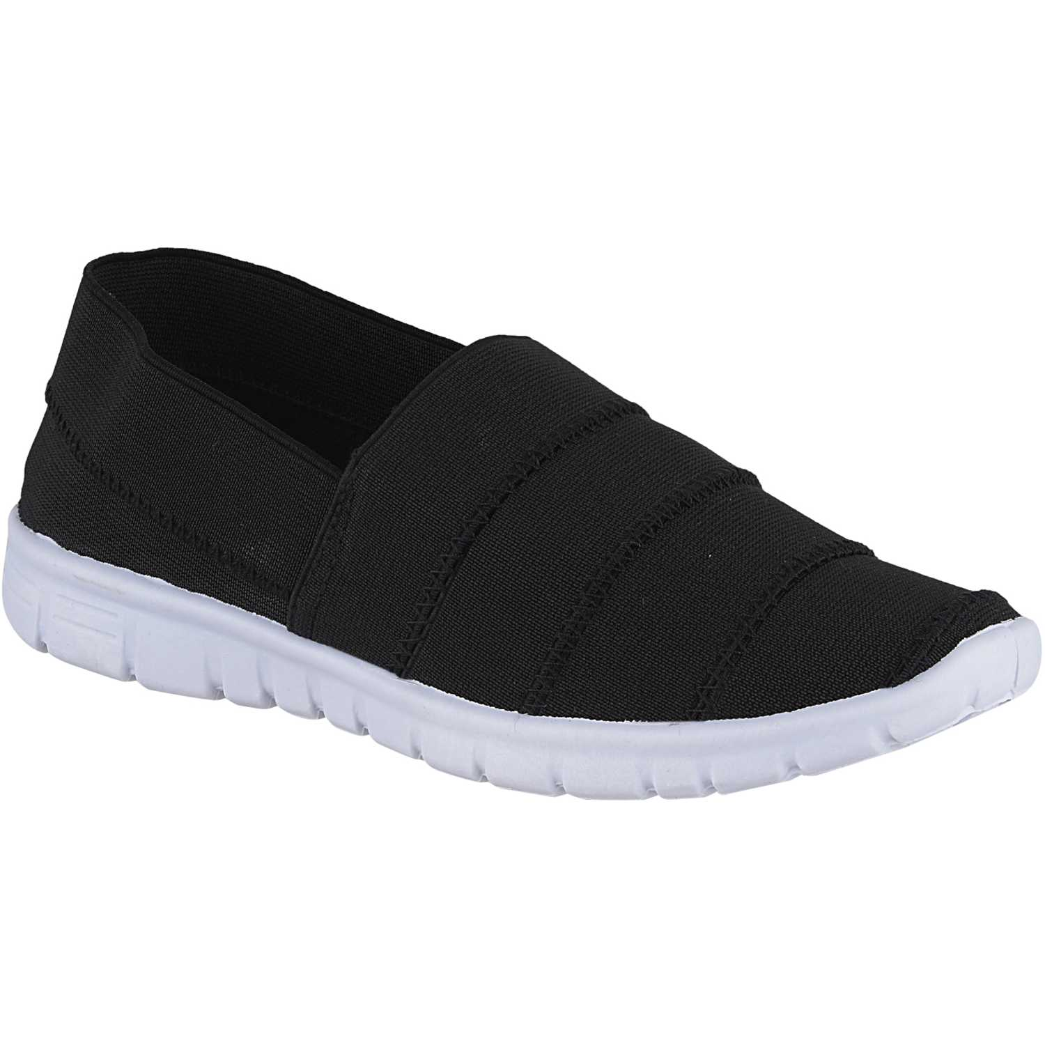 Just4u hefei-zc-10055 Negro Zapatillas Fashion
