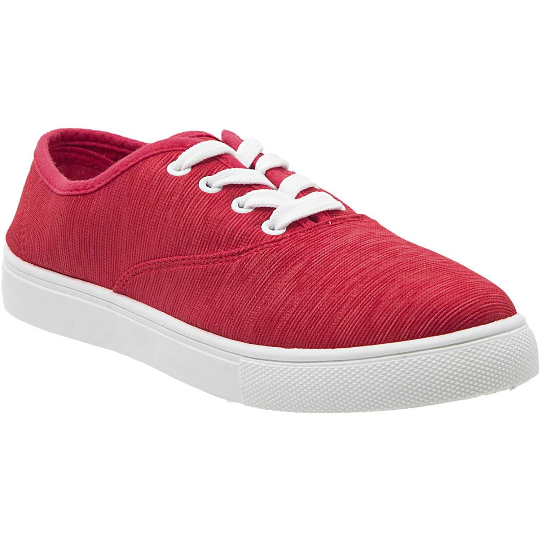 Just4u zc-10013 Rojo Zapatillas Fashion