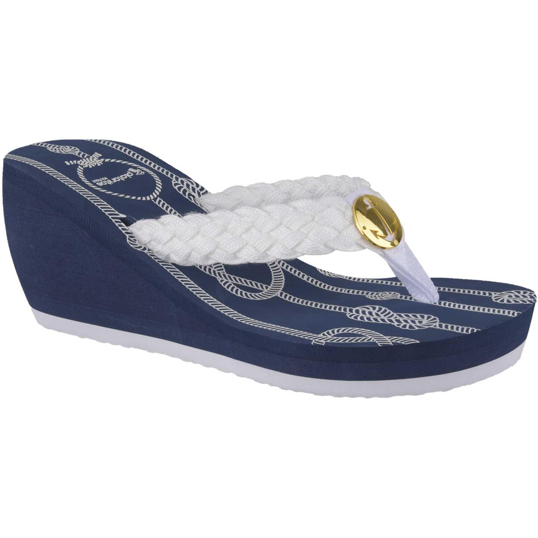 Platanitos sb-68364 Azul Flip-Flops