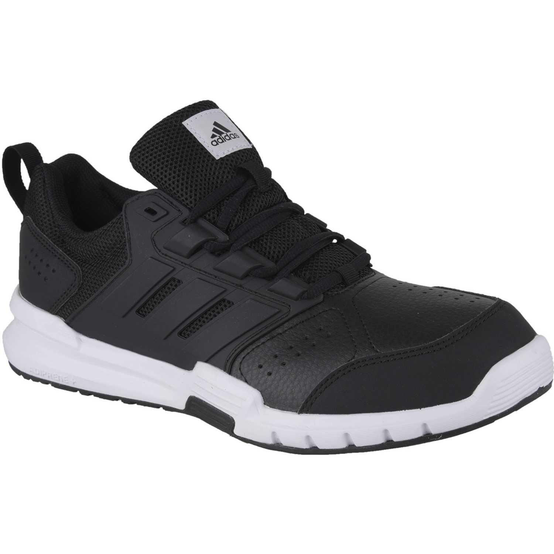Patentar Monje Delegar  Adidas Galaxy 4 Trainer Negro / blanco Hombres | platanitos.com