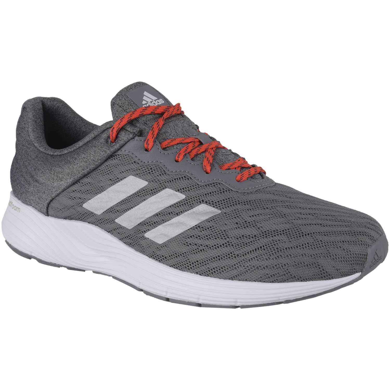 45145dd7ec Zapatilla de Hombre Adidas Gris / naranja fluidcloud m | platanitos.com
