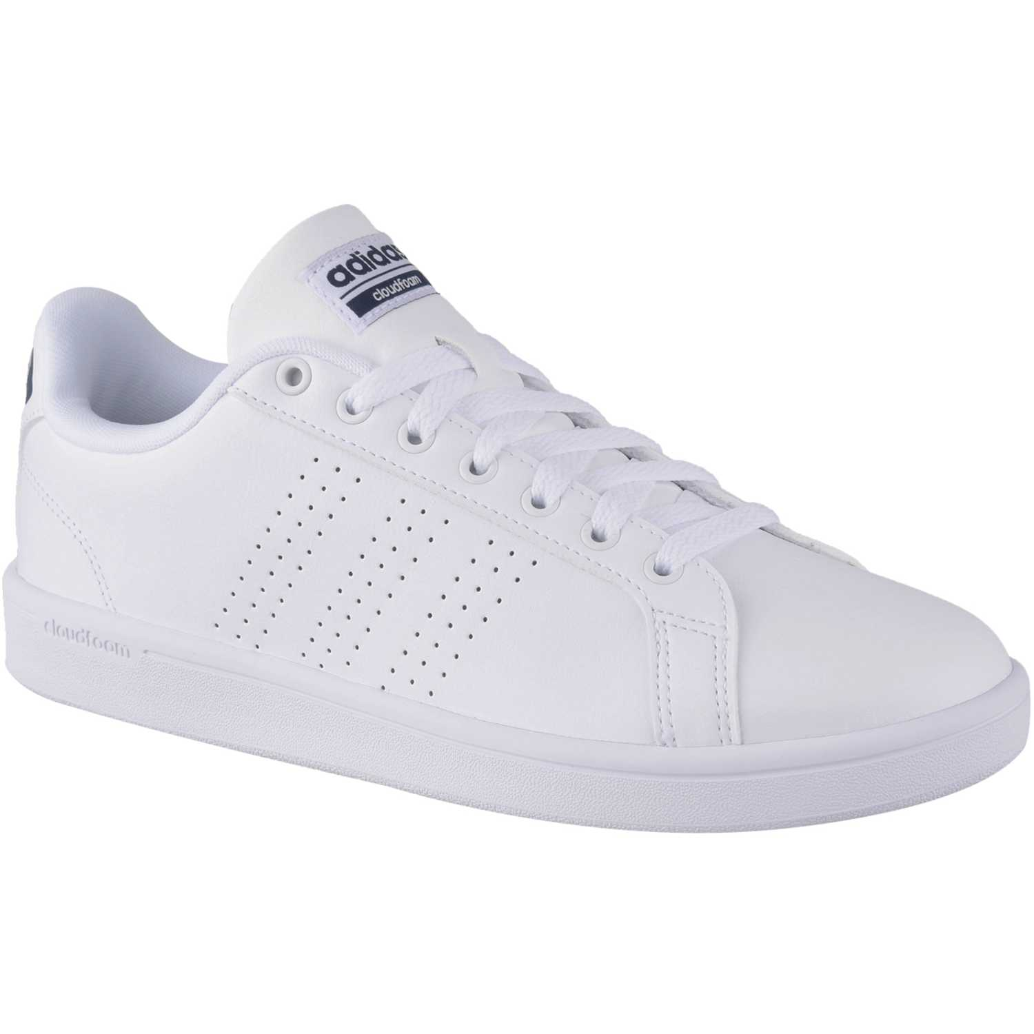 adidas NEO cf advantage cl Blanco Walking | platanitos.com