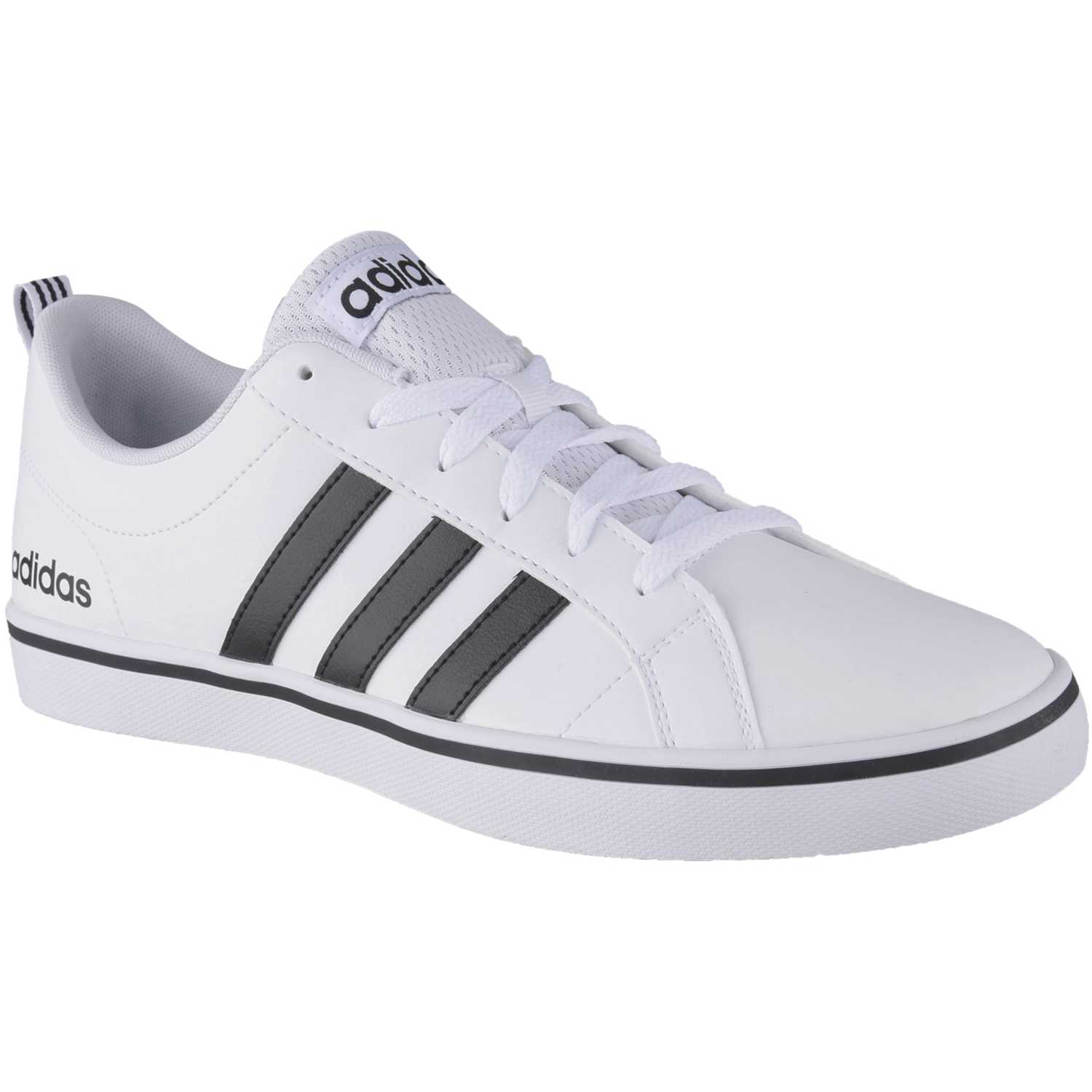 adidas NEO vs pace Blanco / negro Walking | platanitos.com