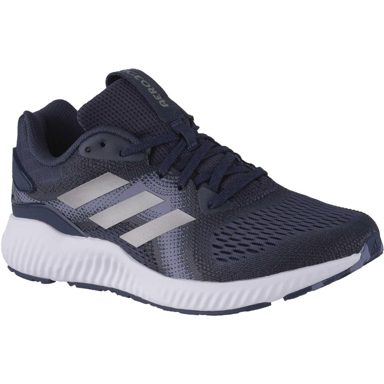 Adidas aerobounce st w Gris / acero Trail Running