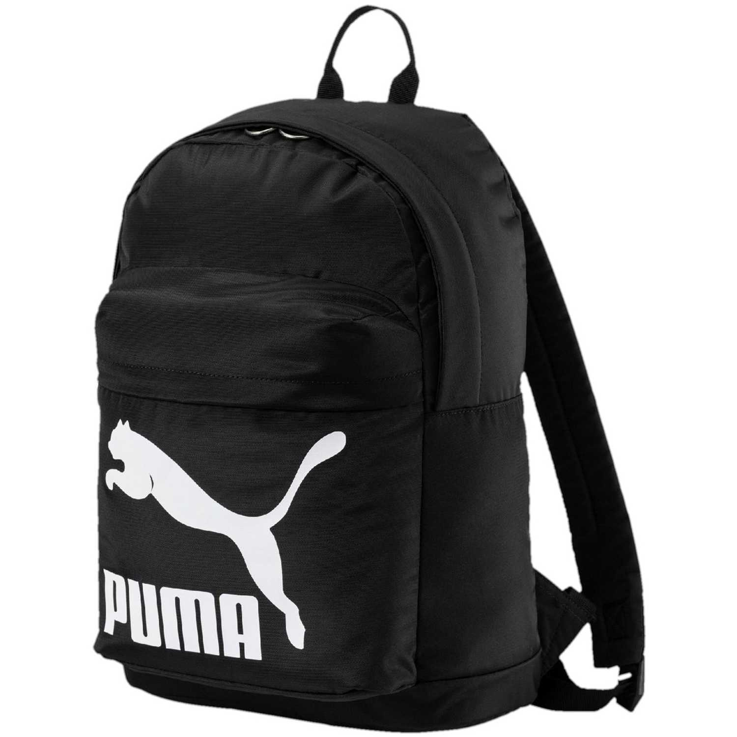 Cartucheras de Niño Puma Negro / blanco originals backpack