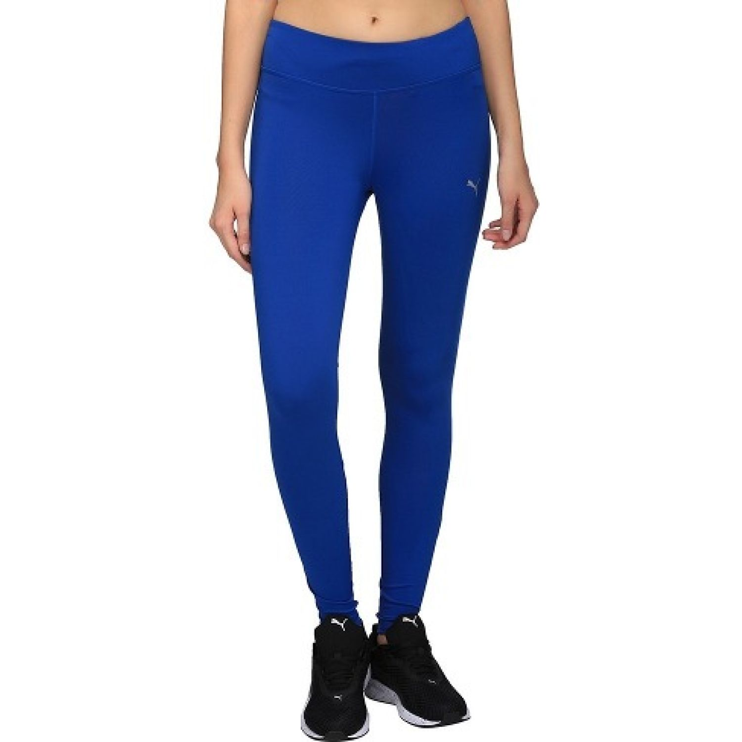 Puma core-run long tight w Azul Leggings Deportivos