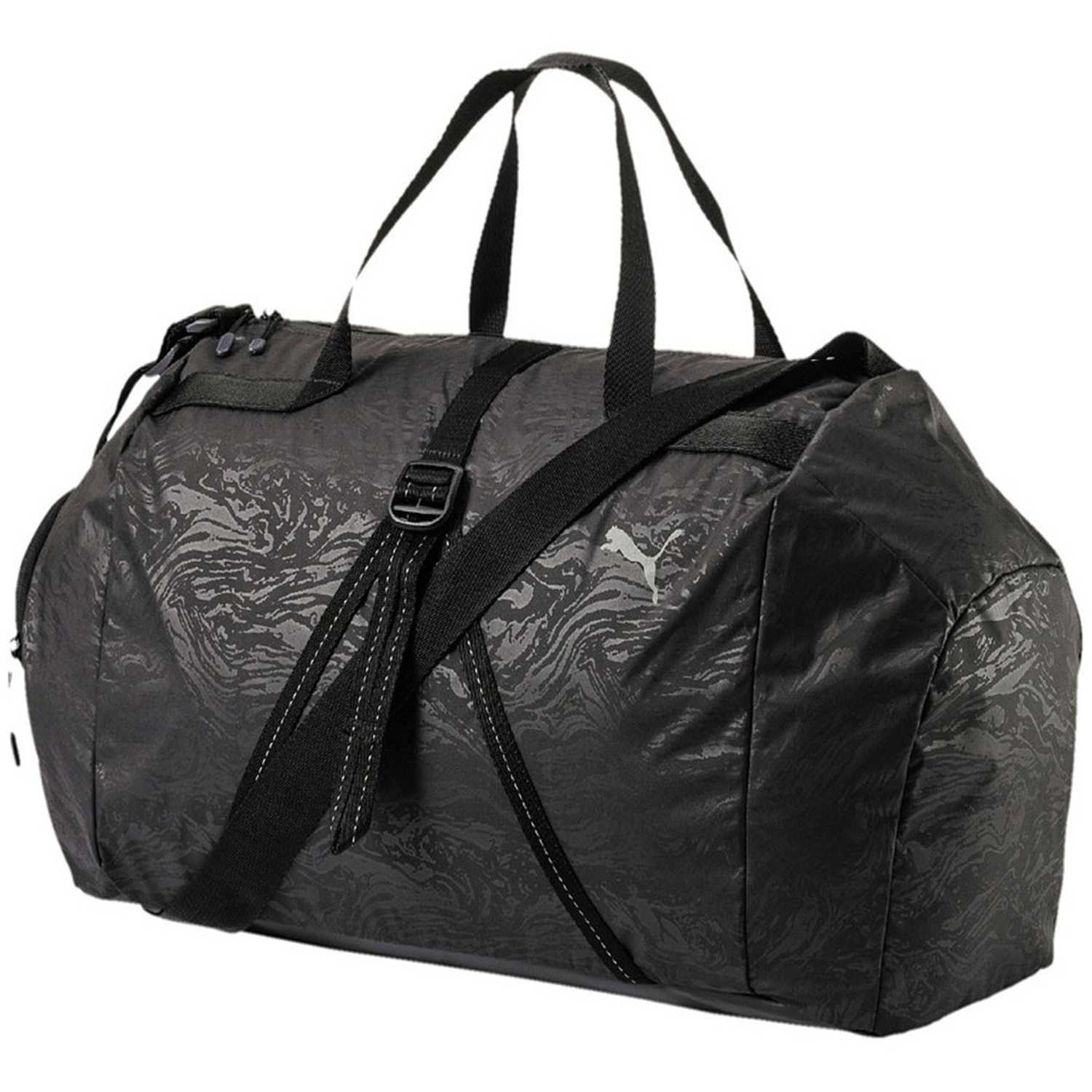 Puma Fit At Sports Duffle Negro Bolsas para equipo