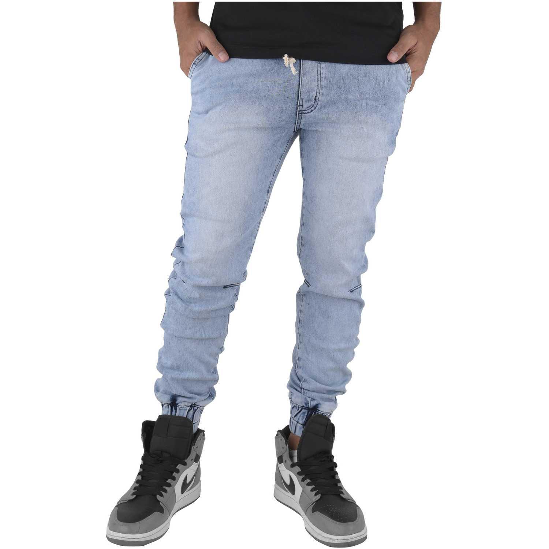 CUSTER Jogger M Acid Wahs Pantalones