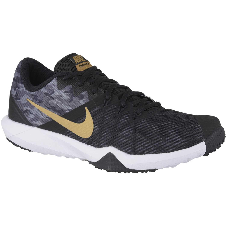 venta barata ee. descuento de venta caliente venta al por mayor Nike retaliation tr sp Negro / dorado Hombres | platanitos.com