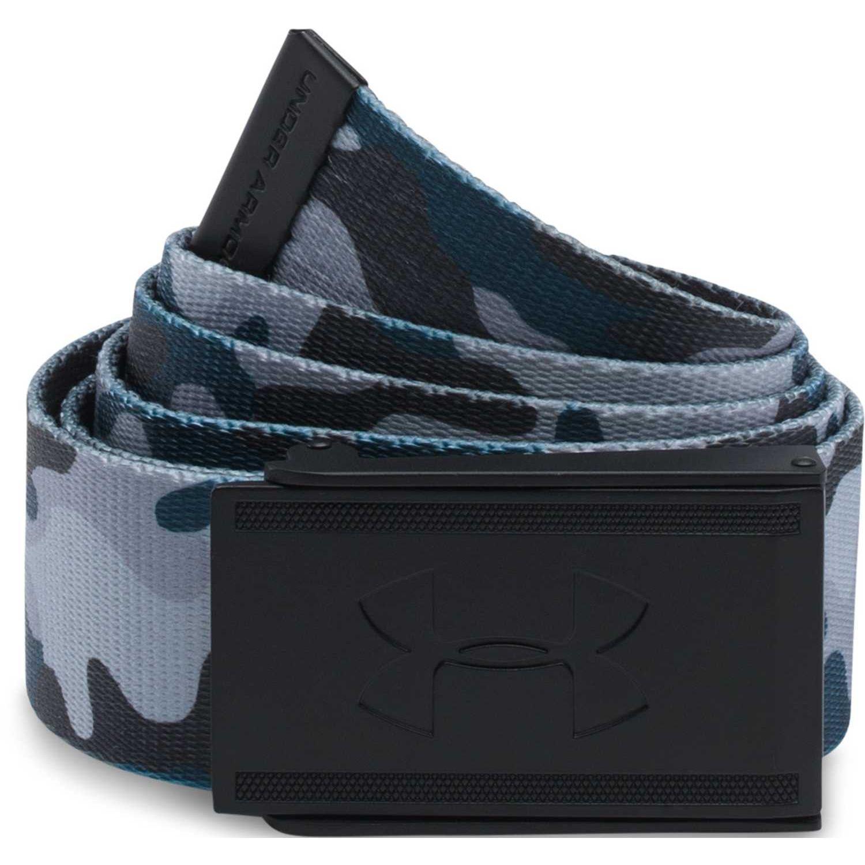 Under Armour Ua Range 2 Webbing Belt Gris / negro Correas y cinturones