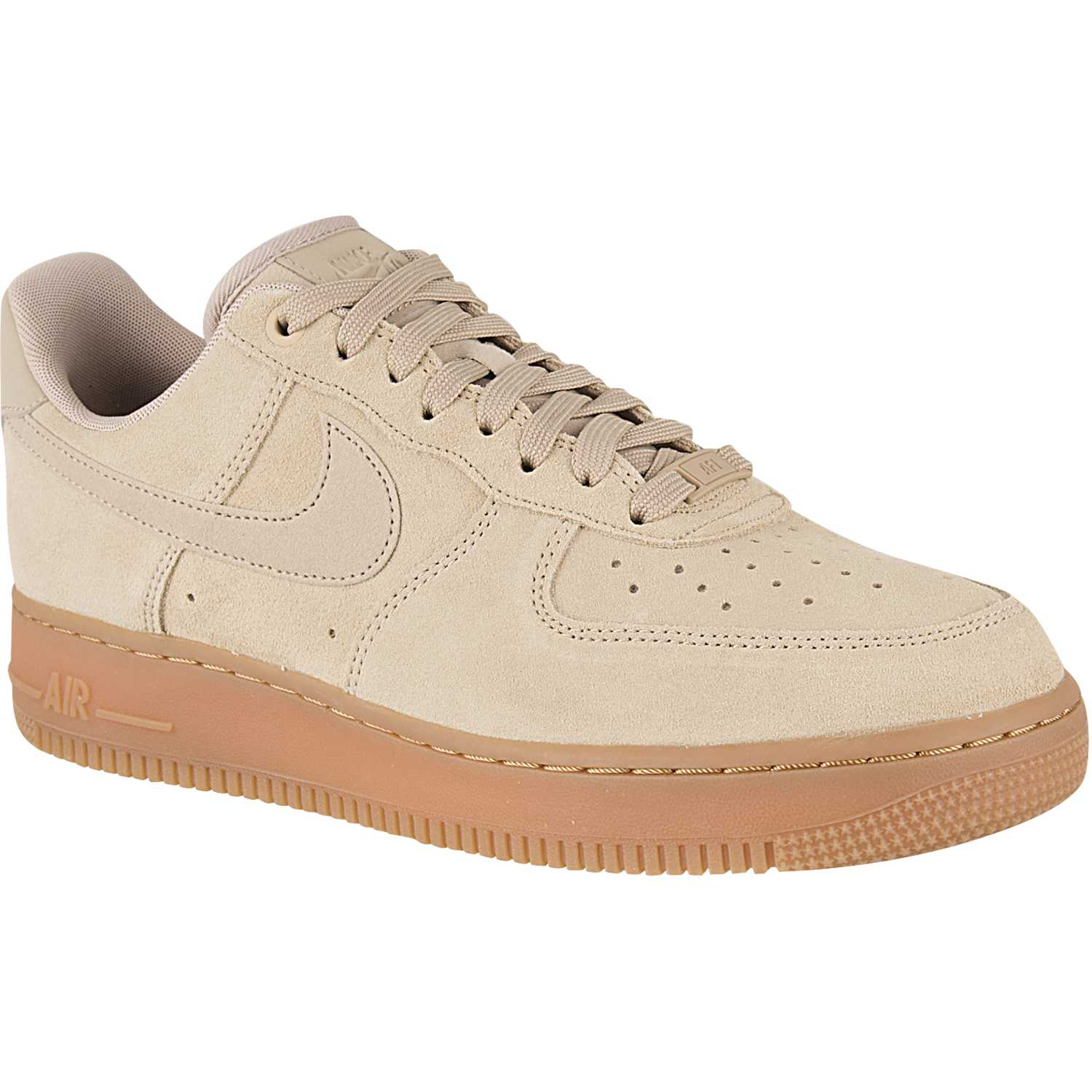 design intemporel 0efa5 92c18 Ballerinas de Mujer Nike camel air force 1 07 lv8 suede ...