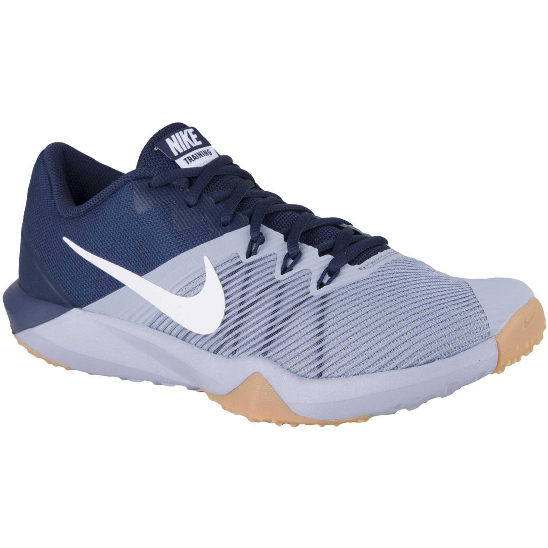 De Azul Hombre Nike Gris Retaliation Deportivo Tr ALj5q4R3