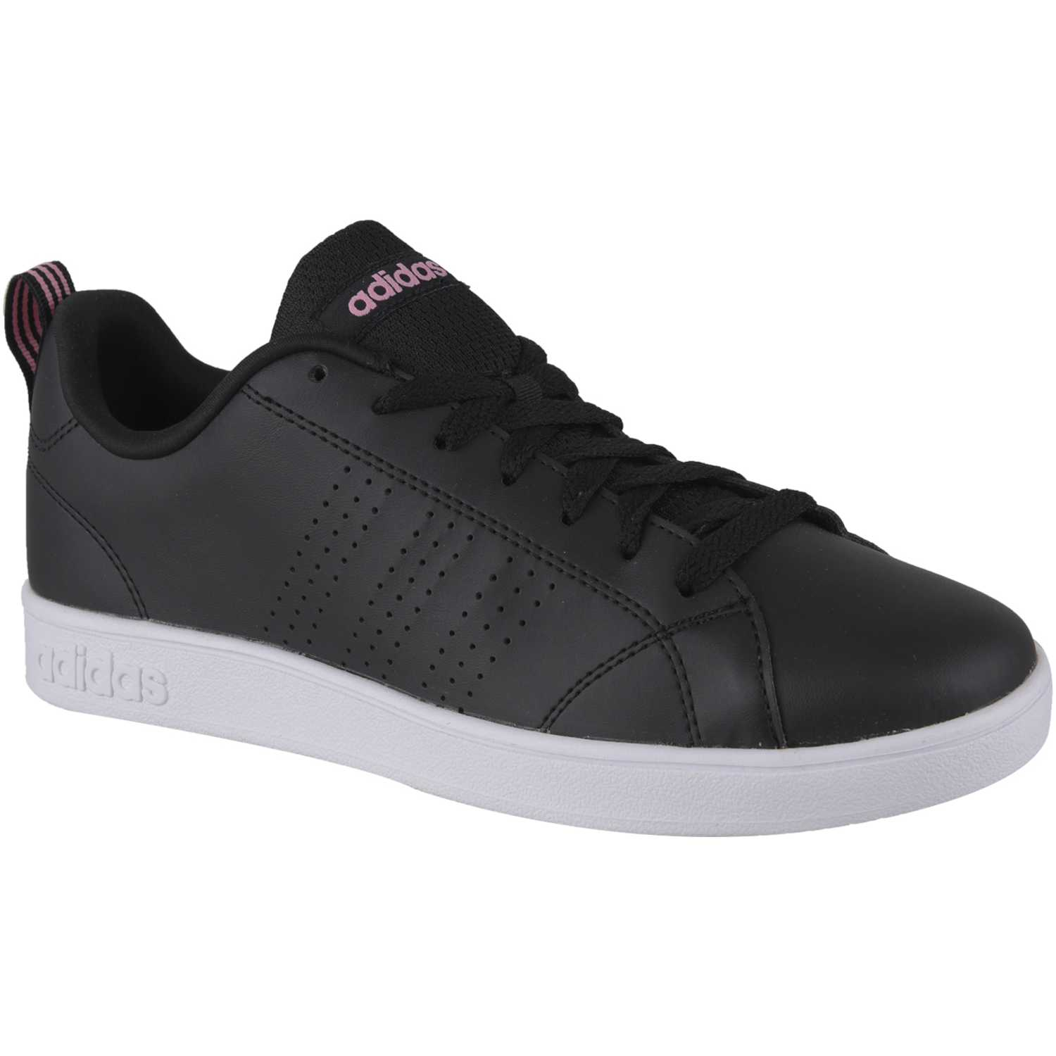 adidas NEO vs advantage cl Negro / blanco Walking ...