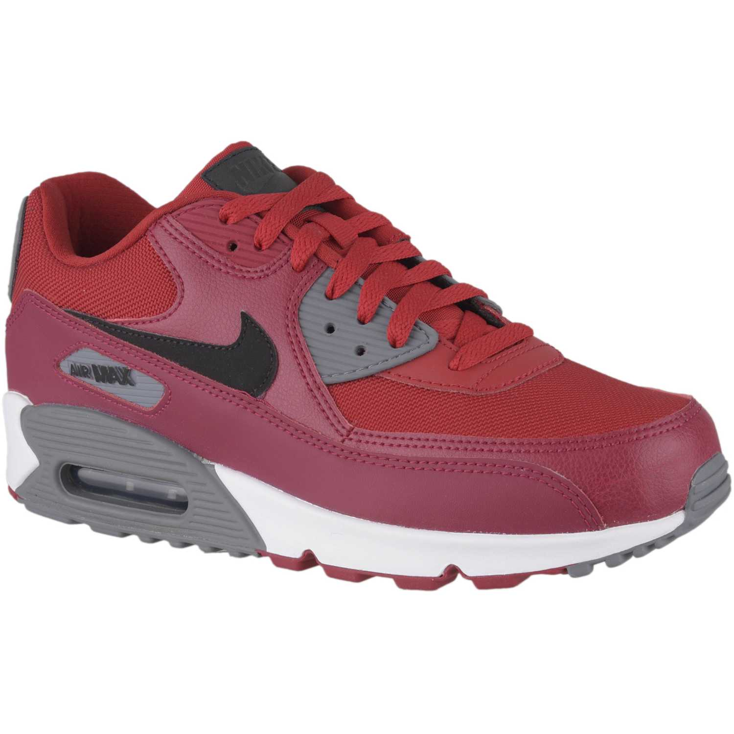 Nike air max 90 essential Rojo plomo |