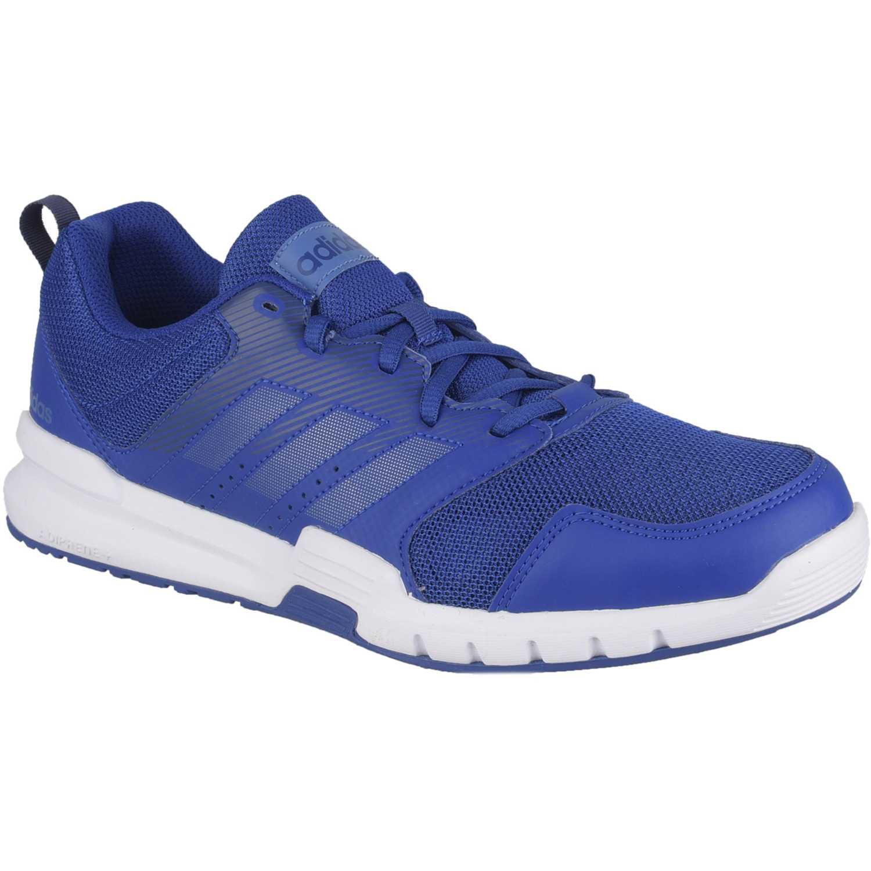 Adidas essential star 3 m Azulino / blanco Hombres
