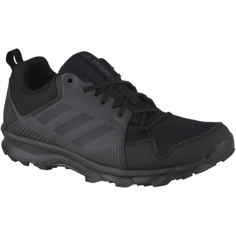 Adidas Terrex Tracerocker Negro / plomo Zapatos de senderismo