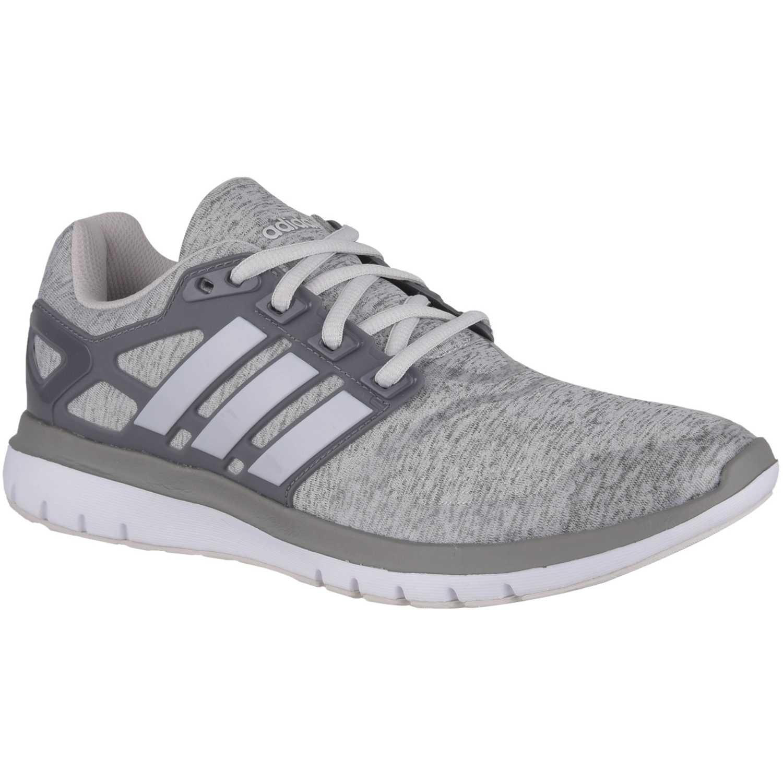 Adidas energy cloud v Gris / plomo Running en pista
