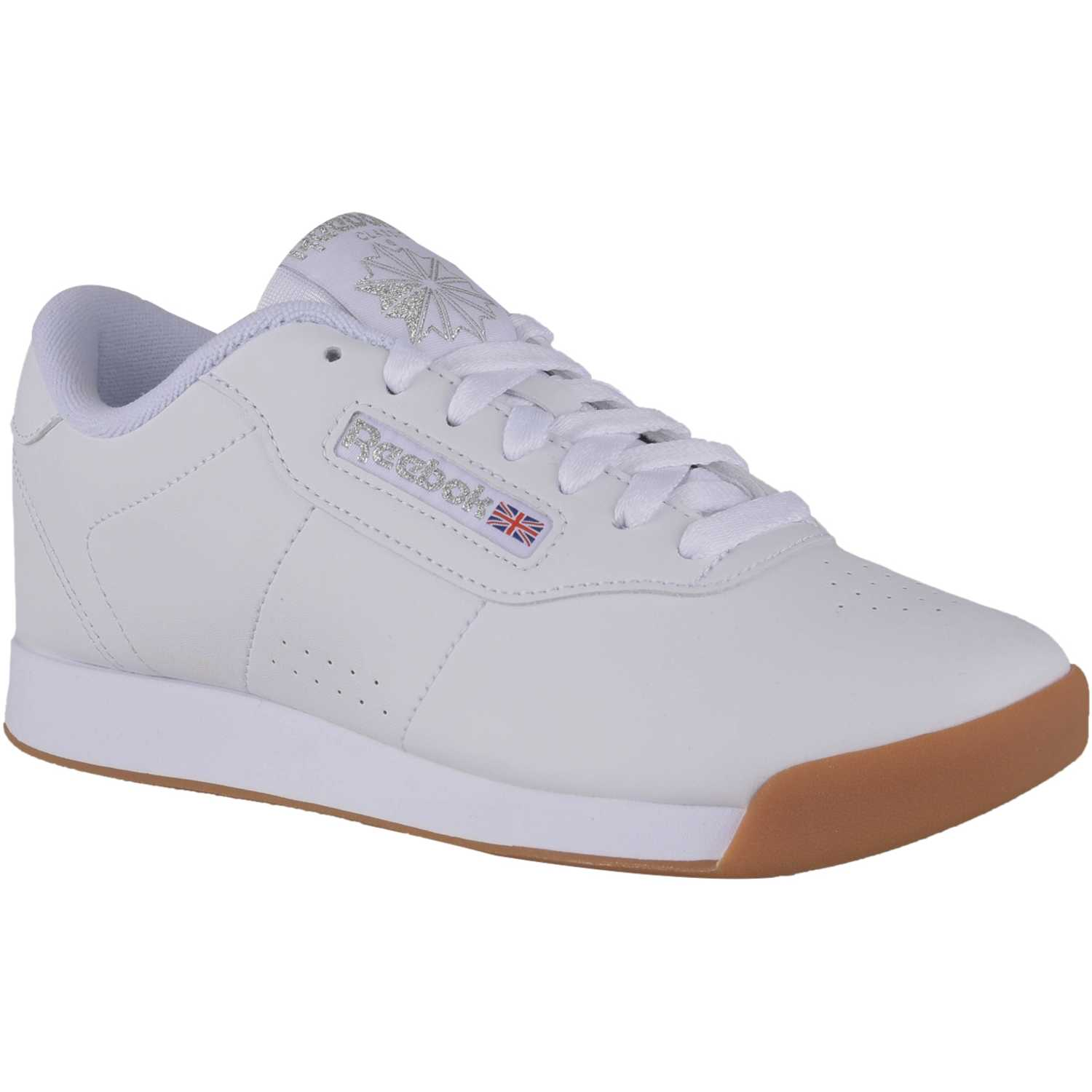 Reebok PRINCESS Blanco / marrón Mujeres
