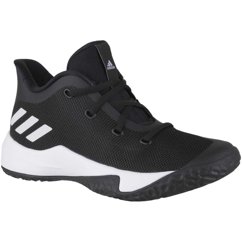 Adidas rise up 2 k Negro / blanco Muchachos