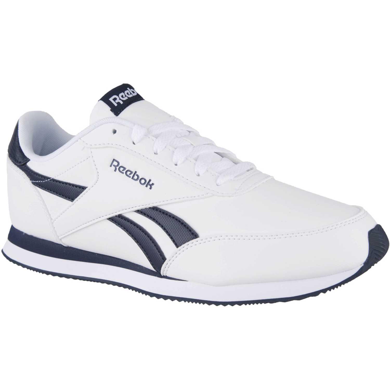 Reebok royal cl jog 2l Blanco / azul Running en pista