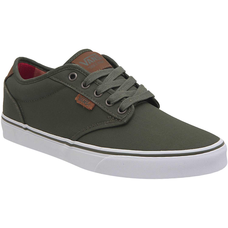 Vans atwood dx Verde / blanco