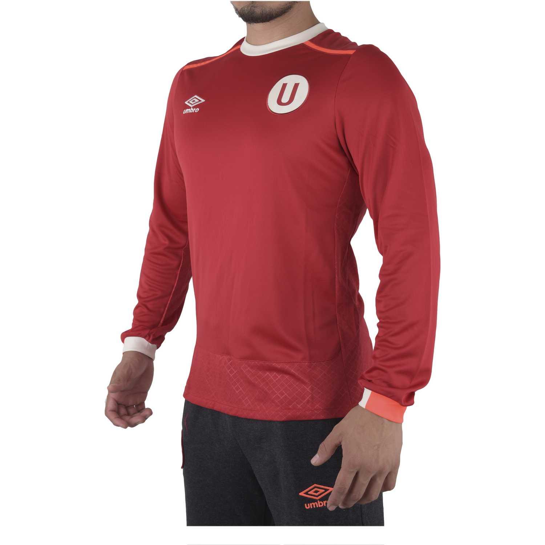 Deportivo de Hombre Umbro Vino univ away l/s jersey (universitario)