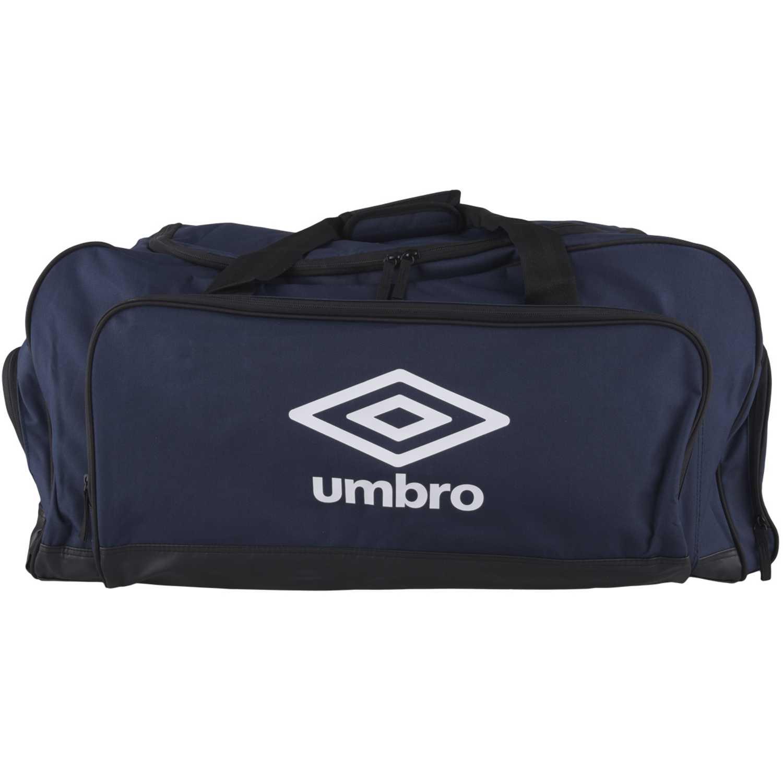 Umbro large holdall Azul Bolsos de gimnasio