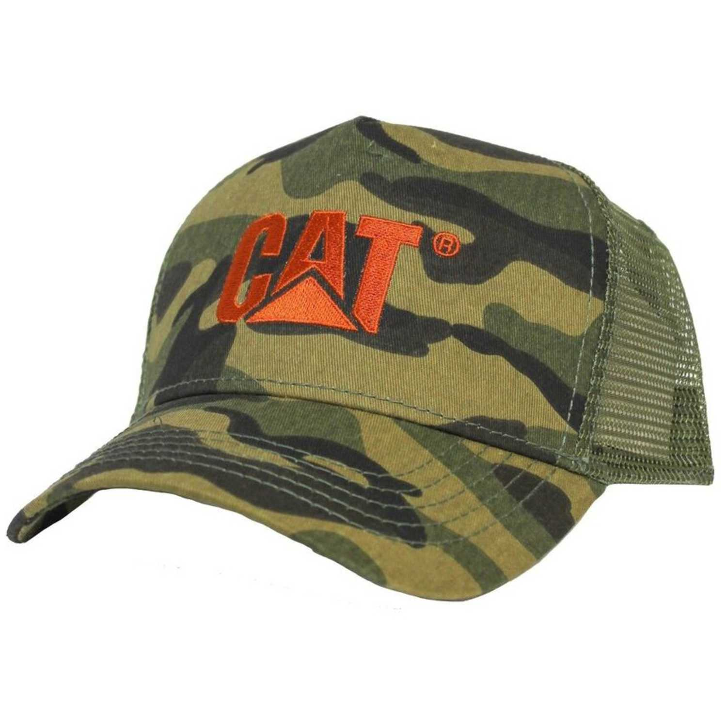 Gorros de Niña CAT Militar design mark mesh hat