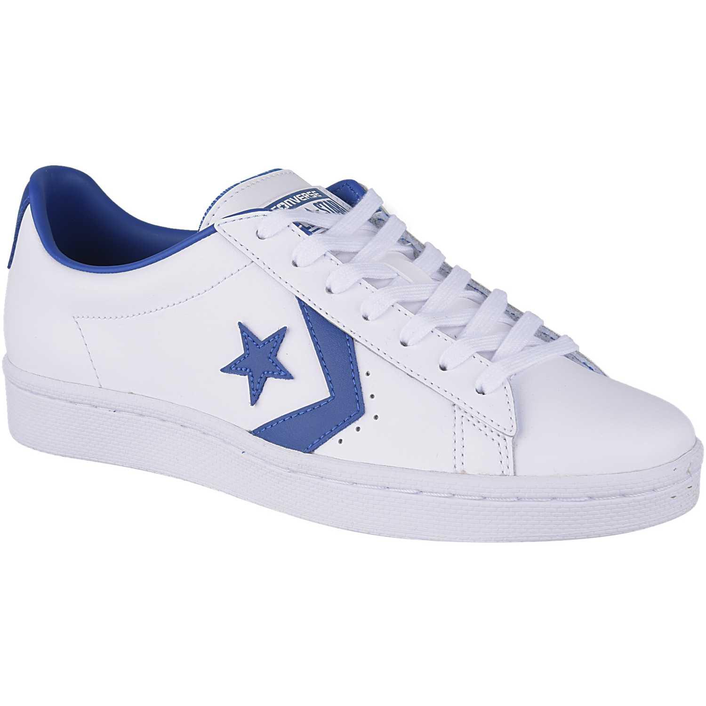 zapatillas new converse hombre azul