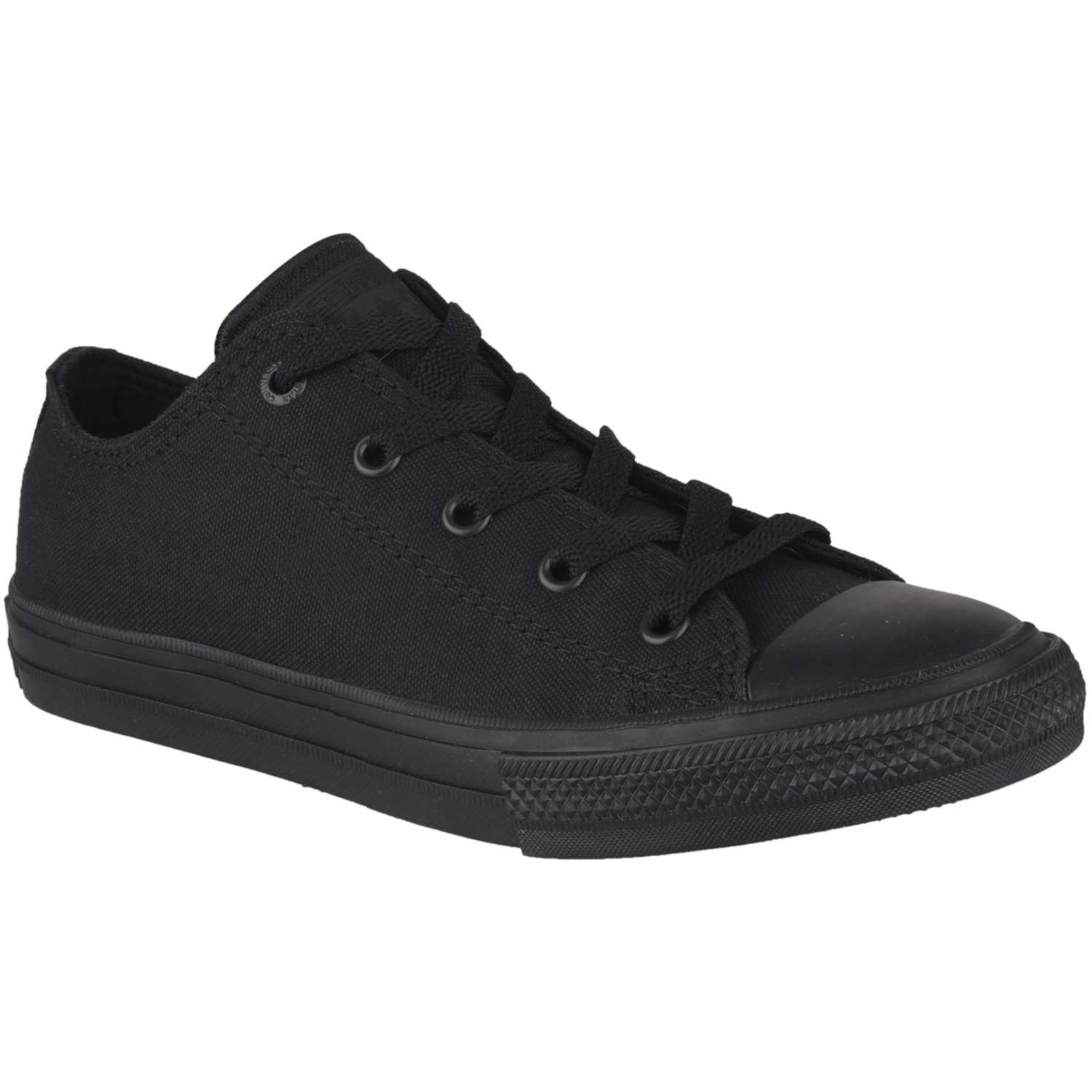 Casual de Niño Converse Negro / negro ct as ii core ox