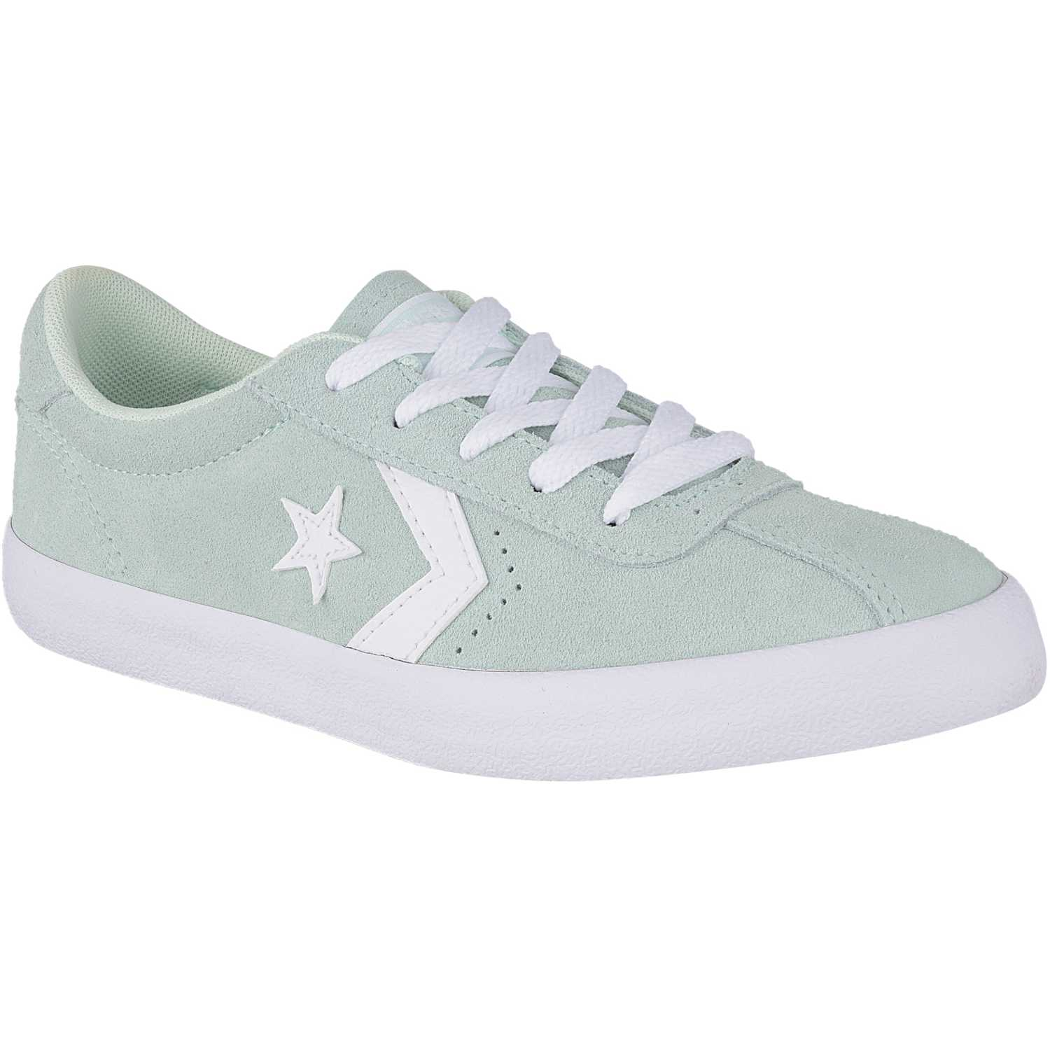 Converse break point suede Turquesa blanco Walking