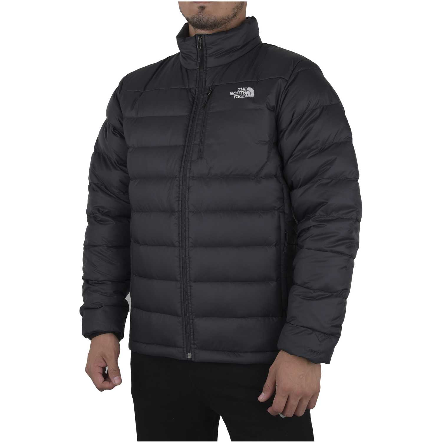 Casacas de Hombre The North Face Negro m aconcagua jacket